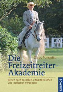 Buchcover Claus Penquitt - Die Freizeitreiter-Akademie